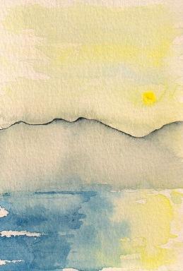 Aegina sunrise