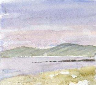 Burren landscape #2