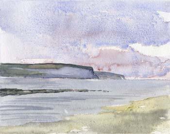 Burren landscapes, Doolin