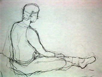 Figure drawing #3