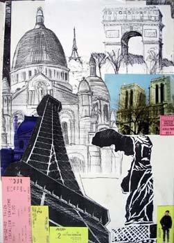 Paris montage