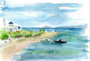 Scala beach