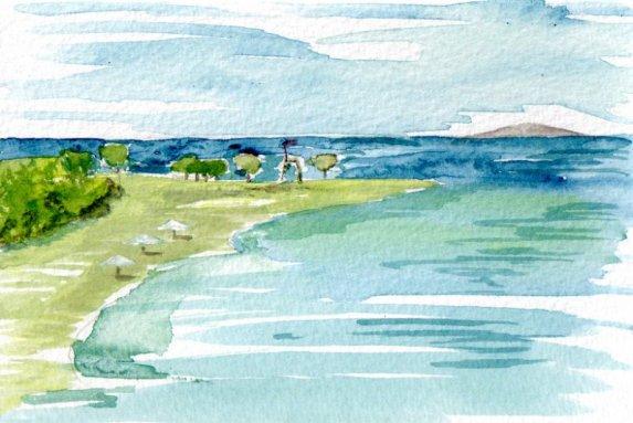 Scala beach #3