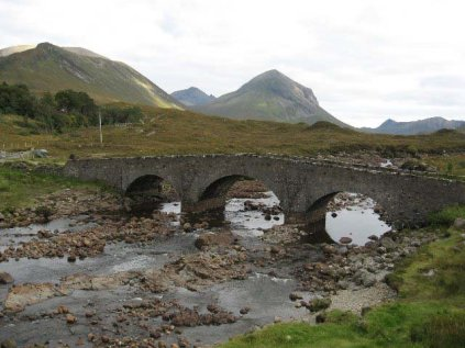 Skye in Focus - bridge