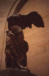 Winged statue of Samothrace, Louvre